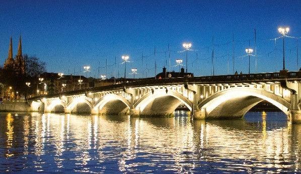 Réhabilitation du pont Saint Esprit