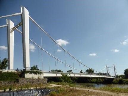 Inspection détaillée du pont de Verdunsur Garonne