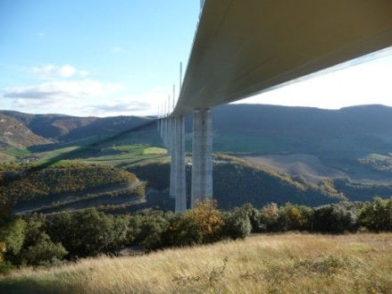 Surveillance Viaduc de Millau