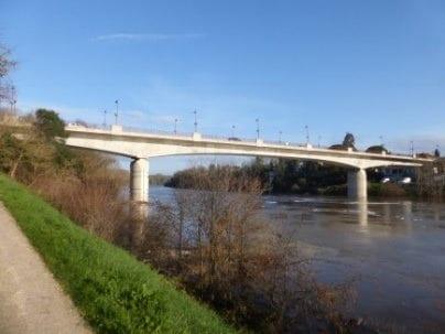 Inspection détaillée du pont de Bastérou